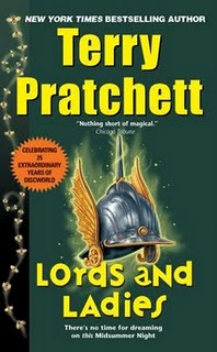 Terry Pratchett books 23