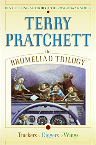Terry Pratchett books 27