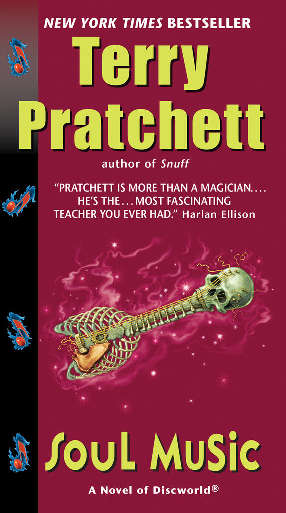 Terry Pratchett books 30