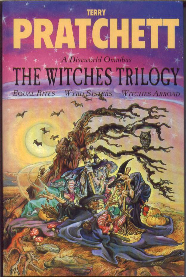 Terry Pratchett books 33