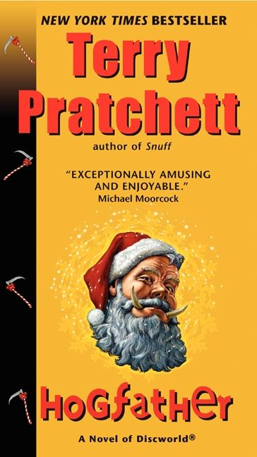 Terry Pratchett books 36