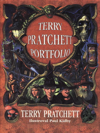 Terry Pratchett books 37