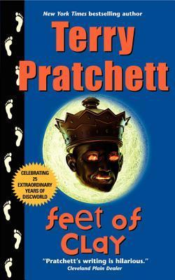 Terry Pratchett books 38