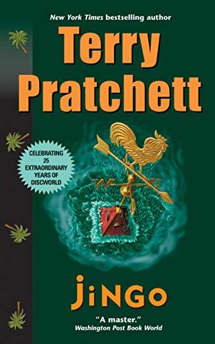 Terry Pratchett books 41