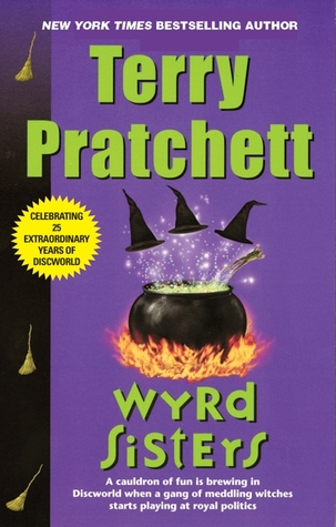 Terry Pratchett books 8