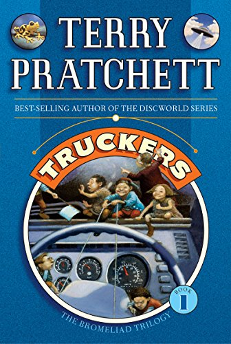 Terry Pratchett books 10