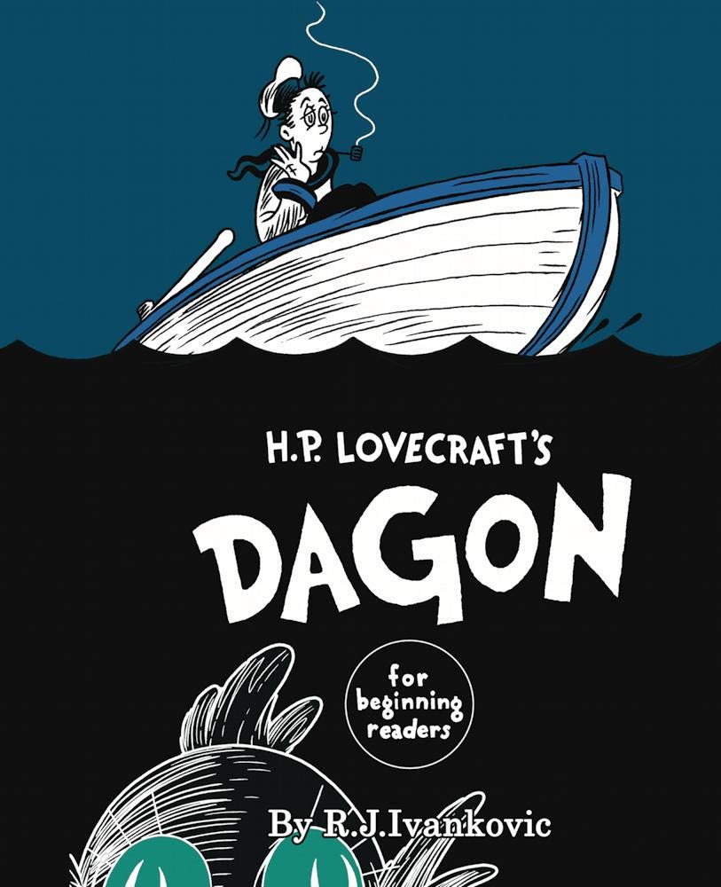 hp lovecraft books 5