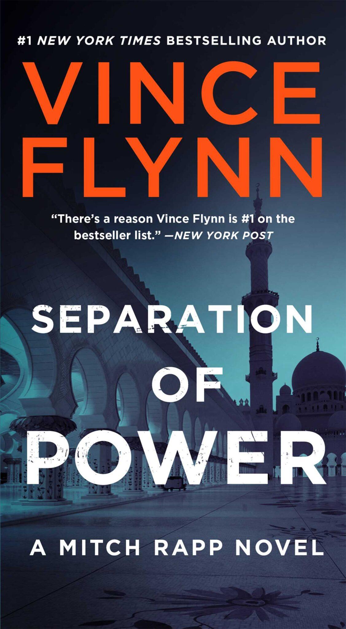 vince flynn books 4