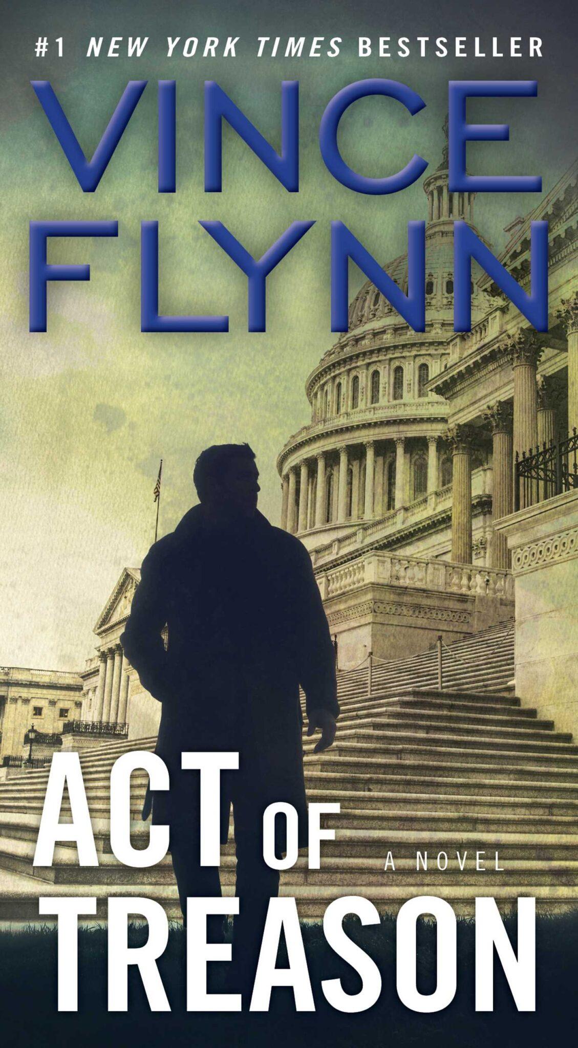 vince flynn books 8