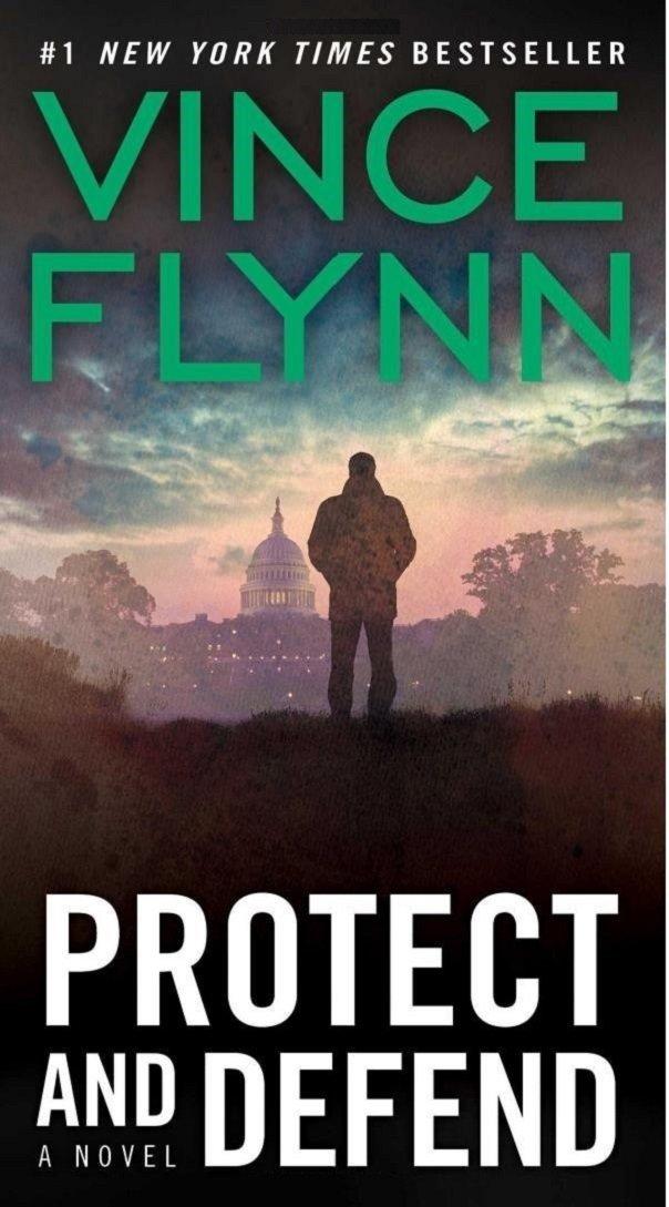 vince flynn books 9