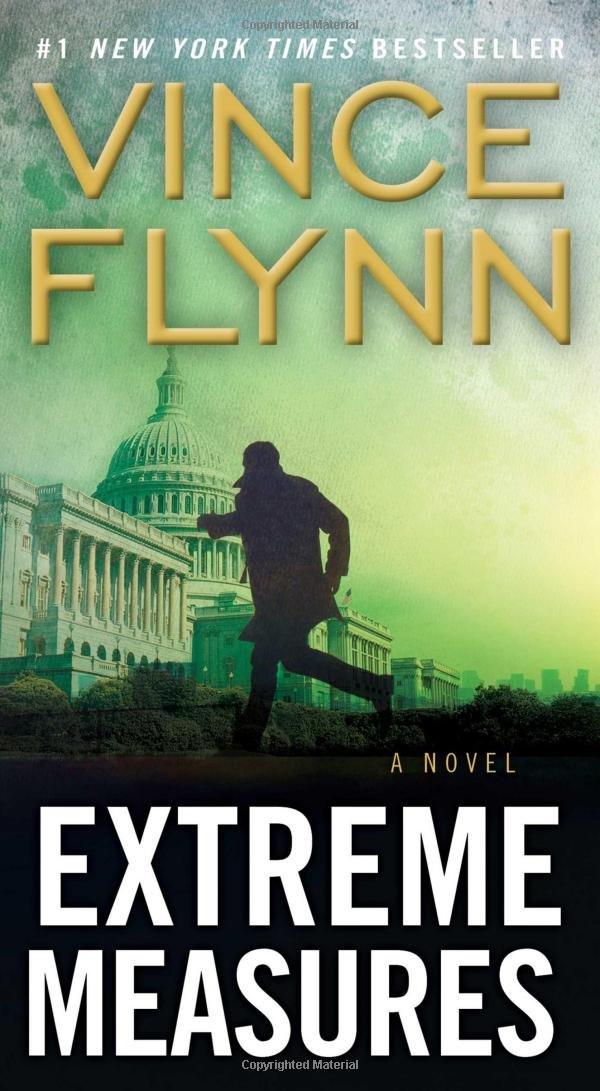 vince flynn books 10