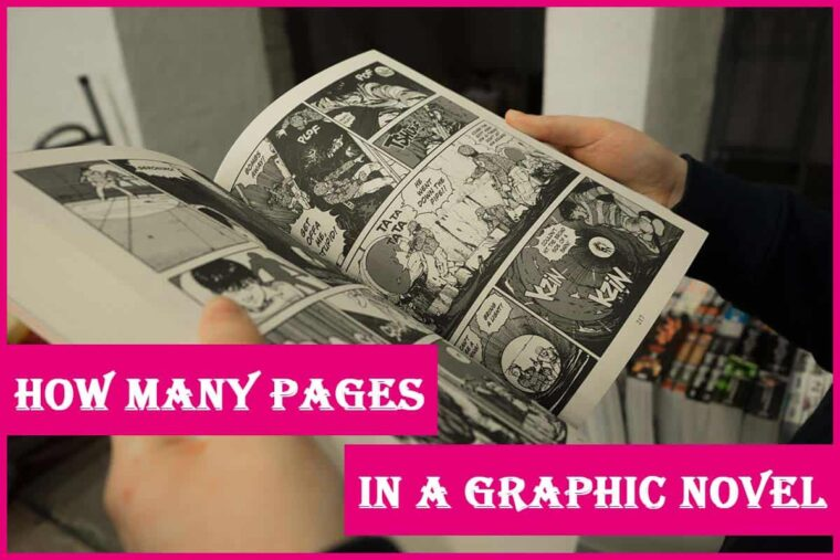 How Many Pages In A Graphic Novel