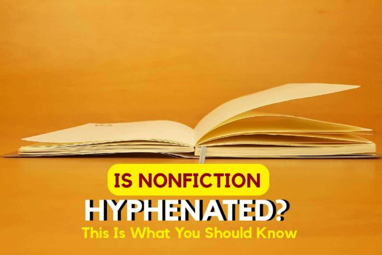 Is-nonfiction-hyphenated