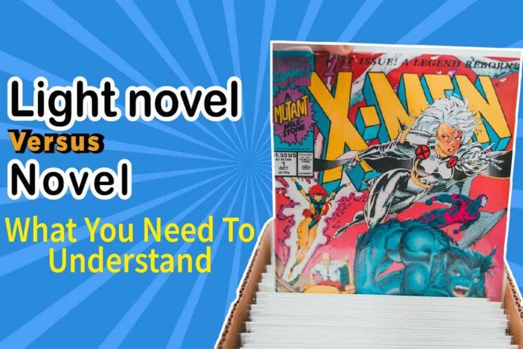 Light-novel-versus-novel
