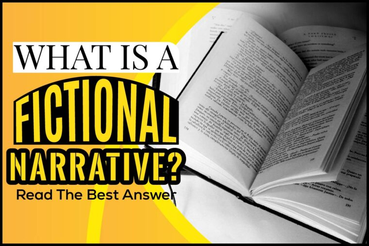 what is a fictional narrative