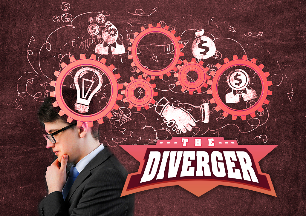the diverger 1