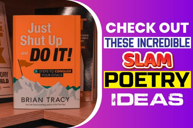 check out these incredible slam poetry ideas