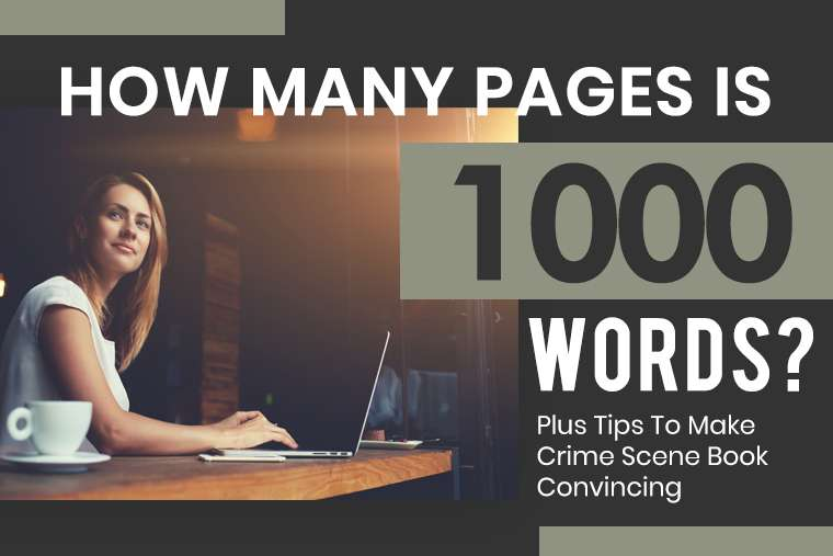 how many pages is 1000