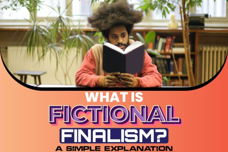 what is fictional finalism